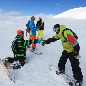 Snowboard School Slovenia