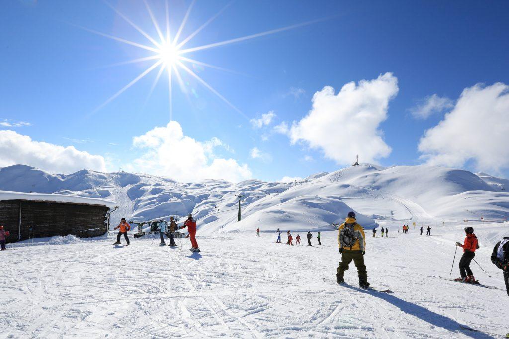 Vogel Snowboard School Slovenia Snow Vacation